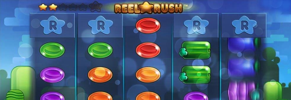 #1 Reel Rush