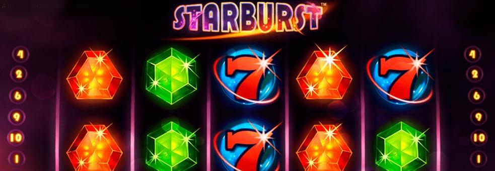 #4 Starburst