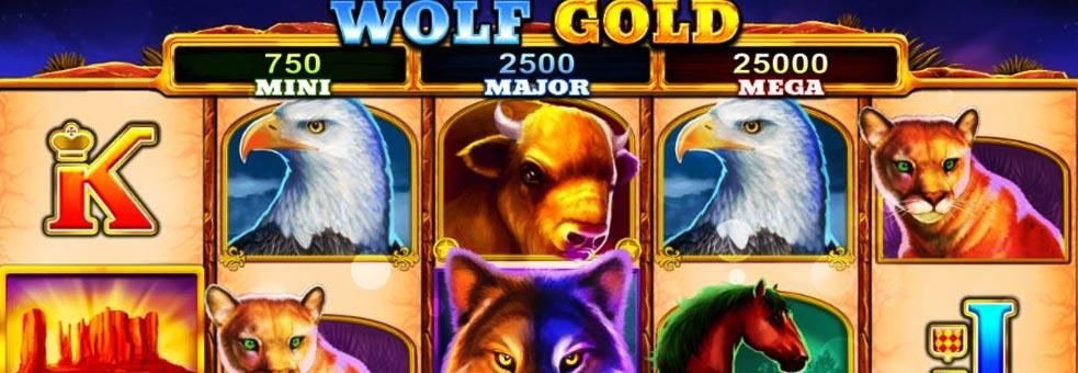 #2 Wolf Gold